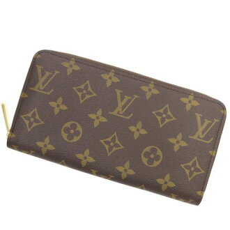 Louis Vuitton long wallet Monogram zippy wallet M42616 VUITTON LOUIS VUITTON purses