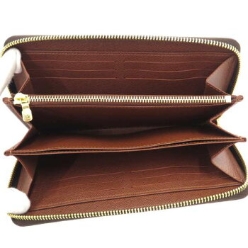 ルイヴィトン長財布モノグラムジッピー・ウォレットM42616LOUISVUITTONヴィトン財布
