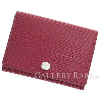 路易 · 威登 EPI 皮革制卡持有人崇拜德看 M56167 路易威登路易 · 威登卡放