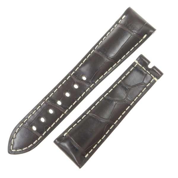 ブレゲ 替えベルト マリーンGMT用 クロコ 純正 BREGUET 腕時計【安心保証】【中古】
