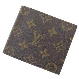 ルイヴィトン 財布 モノグラム ポルトフォイユ・マルコ NM M62288 LOUIS VUITTON 二つ折り財布 ヴィトン メンズ