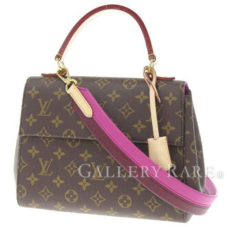 Louis Vuitton handbag monogram cru knee BB M42738 LOUIS VUITTON Vuitton 2WAY bag shoulder bag