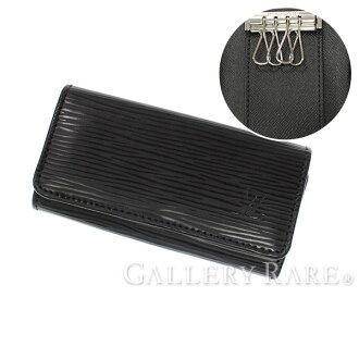 Louis Vuitton four キーケースエピミュルティクレ 4 M63822 LOUIS VUITTON key case