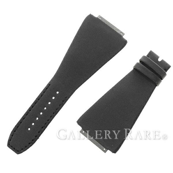リシャールミル 替えベルト 純正 RM016用 サテンストラップ ブラック RICHARD MILLE 時計 腕時計【安心保証】【中古】