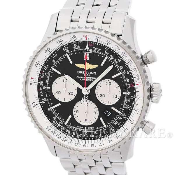 ブライトリング ナビタイマー01 46MM AB0127 BREITLING 腕時計 AB012721/BD09【安心保証】【中古】