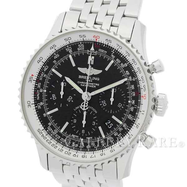 ブライトリング ナビタイマー01 日本限定400本 AB0121 BREITLING 腕時計【安心保証】【中古】