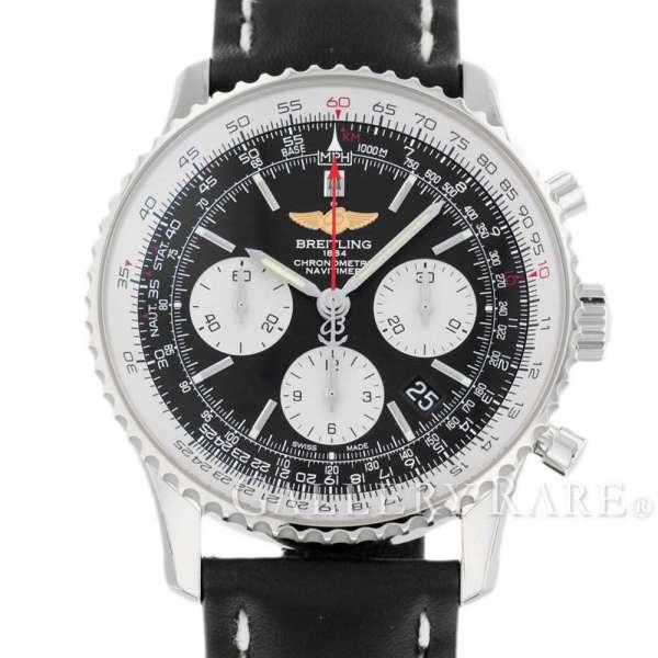 ブライトリング ナビタイマー 01 A022B01KBA AB012012/BB01 BREITLING 腕時計 AB0120【安心保証】【中古】
