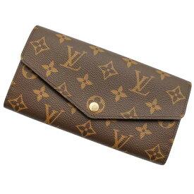 ルイヴィトン 長財布 モノグラム ポルトフォイユ・サラ M62235 LOUIS VUITTON ヴィトン 財布