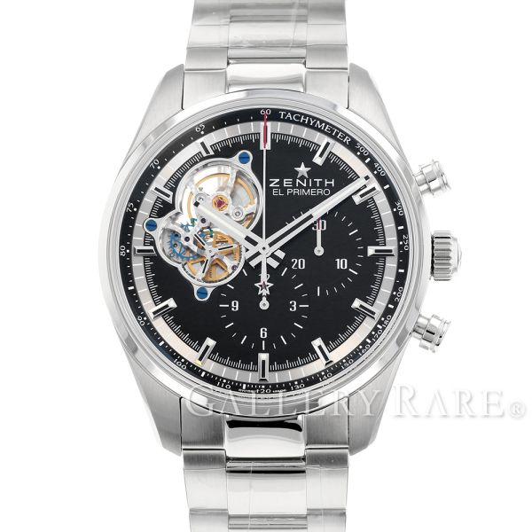 ゼニス クロノマスター エルプリメロ オープン 03.2040.4061/21.M2040 ZENITH 腕時計