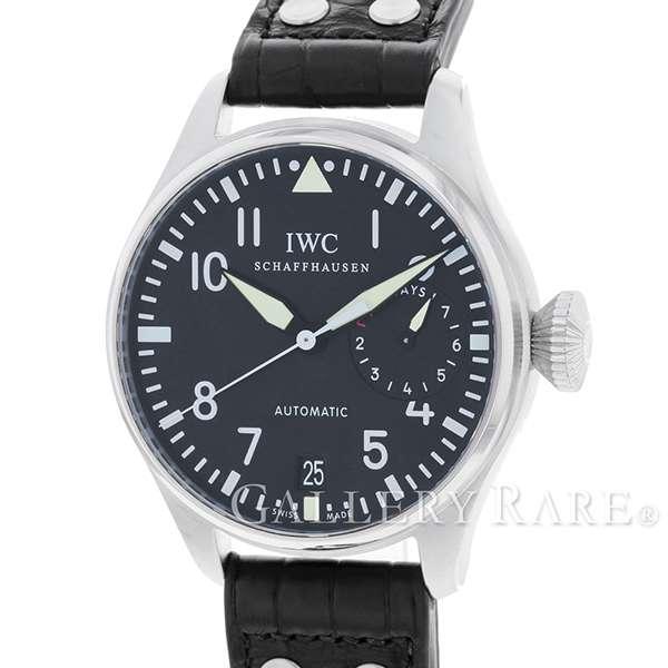 IWC ビッグパイロットウォッチ 7デイズ IW500901 腕時計 アイダブリュシー【安心保証】【中古】