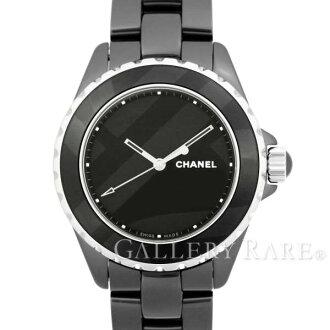 1200部香奈尔J12 38mm安标题黑色陶瓷器H5581 CHANEL手表世界限定