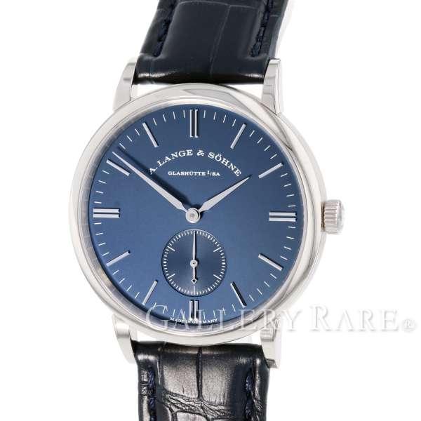 ランゲ&ゾーネ サクソニア K18WGホワイトゴールド 219.028 A.LANGE&SOHNE 腕時計 手巻き ウォッチ