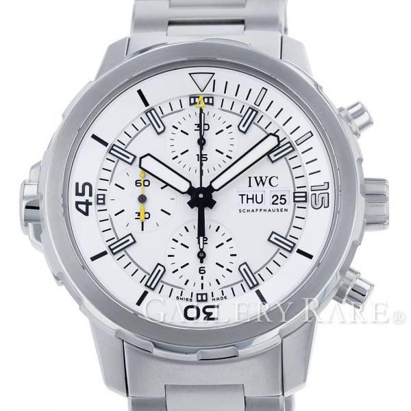 IWC アクアタイマー クロノグラフ IW376802 腕時計 アイ・ダブリュー・シー ウォッチ【安心保証】【中古】