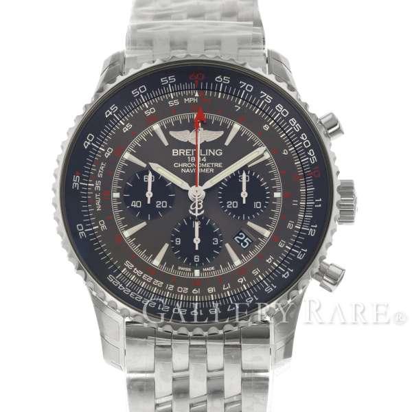 ブライトリング ナビタイマー 1 B04 クロノグラフ GMT AB04413A A044 F73NP BREITLING 腕時計 1000本限定