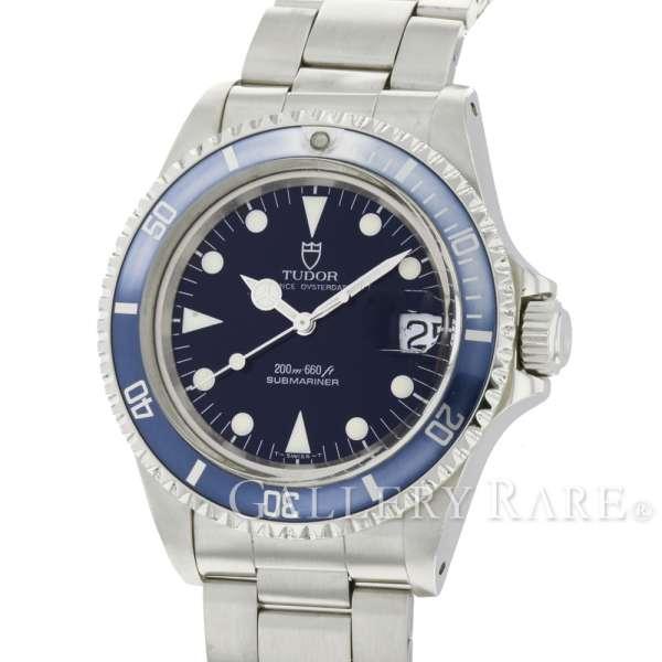 チュードル サブマリーナ デイト B番 79090 TUDOR 腕時計 ウォッチ チューダー 青文字盤【安心保証】【中古】