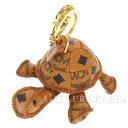 エムシーエム チャーム ZOO Turtle タートル MCM キーホルダー カメ【安心保証】【中古】