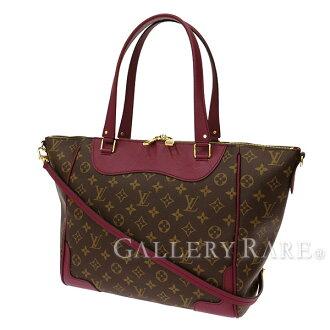 Louis Vuitton Tote Bag Cross Body Monogram Estrella M51194