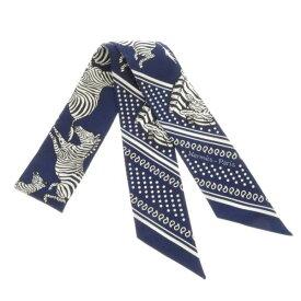 エルメス スカーフ ツイリー ゼブラ・バンダナ Zebres HERMES 2020年春夏コレクション