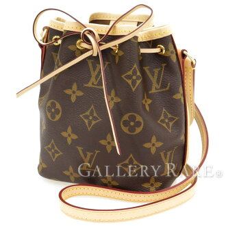 Louis Vuitton shoulder bag Monogram Nano-Noe M41346 VUITTON LOUIS VUITTON bag Pochette