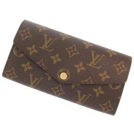 【ポイント5倍】 ルイヴィトン 長財布 モノグラム ポルトフォイユ・サラ M60531 LOUIS VUITTON ヴィトン 財布
