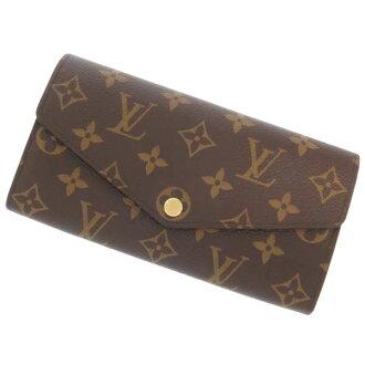 莎拉 M60531 路易威登路易威登钱包,路易 · 威登长钱包 Monogram 帆布长钱包