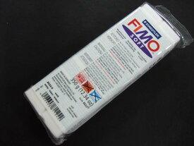 ポリマークレイ フィモソフト・ラージブロック454g ホワイト
