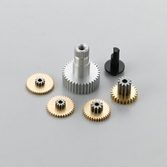 Servo gear set KRS-2552 use