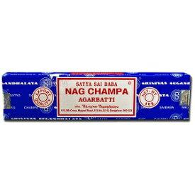 大変お得な Nag champa 40g ナグチャンパ40g