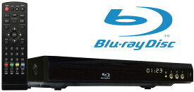 ブルーレイ ディスク プレーヤー Blu-ray DVDプレイヤー 再生専用 HDMI USB 端子搭載superbe
