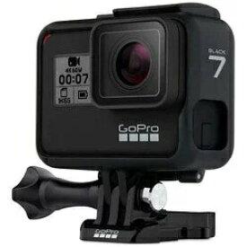 ウェアラブルカメラ GOPRO CHDHX-701-FWアクションカメラ GoPro(ゴープロ)HERO7 Black 4K対応 防水超高性能ブレ防止 HyperSmooth ビデオ