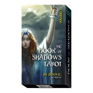 ブック・オブ・シャドウズ・ボリューム1・タロットカード THE BOOK OF SHADOWS TAROT VOL1