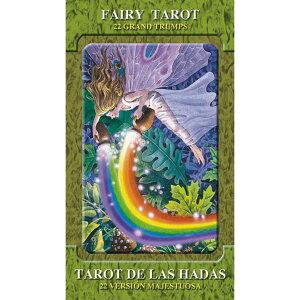 タロットカード☆フェアリー・タロット・22枚☆FAIRY TAROT 22card