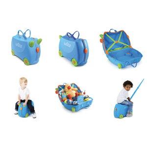 trunki トランキキッズスーツケース スーツケース 機内持ち込み 旅行 旅行準備 椅子 イス いす フットレスト ロック 鍵 乗り物