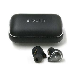 HACRAY W1 True wireless earphones Black HR16368
