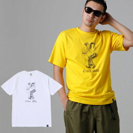 CLUCT クラクトTシャツ ダンスTシャツ DANCE S/S TEE ●TEE CLUCT2019SUMMER/AUTUMN/190521