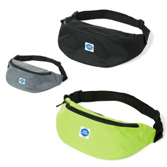 February arrival reservation product TOYPLANE (toy plane) bum-bag WAIST BAG(GRAY/ BLACK / LIME) ● BGP TOYPLANE2019 spring and summer