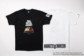 BOUNTY HUNTER (バウンティーハンター)BxH / FULL METAL JACKET / Tee フルメタルジャケットTシャツ BOUNTY HUNTER2020春