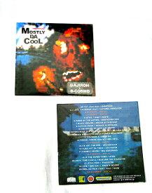 MIXCD-DJ GAJIROH + B-COSMO(DJ ガジロー+ビーコスモ)/-MOSTLY DA COOL- P■14020205P02Mar14