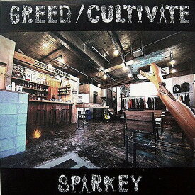 SPARKEY 【CD】SPARKY -GReeD / Cultivate- 2017.11リリース
