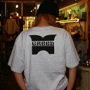21周年セール(6月3日まで)20%オフ G is good(ジーイズグッド) G is good Tシャツ/W LOGO(CASPER/QP) 210415