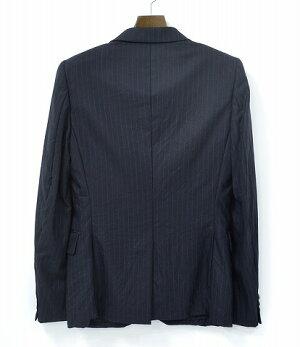 【中古】COMMEdesGARCONSHOMMEPLUS(コムデギャルソンオム)AD2011製品洗い2BジャケットXS