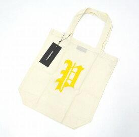【新品】PHENOMENON (フェノメノン) P TOTE BAG トートバッグ ILLBG-168 15SS YELLOW イエロー エコバッグ
