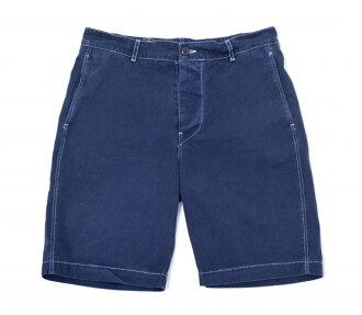 M.Nii (emnity) 马卡哈落水的人短 makahashorts 32 海军短裤短裤短裤短裤也门