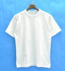 【中古】 ENTRY SG (エントリーエスジー) EXCELLENT WEAVE エクセレントウィーブ クルーネックTシャツ M 36-38 OYSTER WHITE