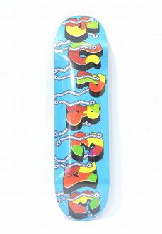 SUPREME (shupurimu) BLADE WHOLE CAR SKATEBOARD skate board deck BLUE 16AW SKATE  DECK skateboard Board