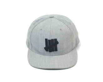 5ddd7023b UNDEFEATED (Andy fee Ted) 5 STRIKES CAP five strike logo cap GRAY FREE gray  free SNAPBACK snapback hat 6-Panel 6 panel B.B BASEBALL baseball