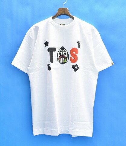 【新品】 A BATHING APE (アベイシングエイプ) TERIYAKI SOURCEパンダフェイスTシャツ L WHITE テリヤキソース 半袖 TEE T-SHIRT