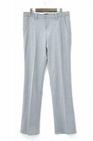 【新品】 SABLE CLUTCH (セーブルクラッチ) GABA STRETCH SLACKS / SHOE-CUT ギャバストレッチスラックス シューカット S LT GRAY SC81-020 PANTS パンツ