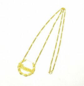 【中古】 PHENOMENON (フェノメノン) PIERCE NECKLACE ピアスネックレス FREE GOLD