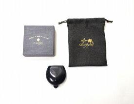 【中古】 il Quadrifoglio (イル・クアドリフォーリオ) COIN CASE コインケース NAVY 財布 ウォレット MADE IN JAPAN 日本製